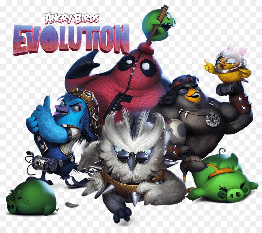 Descarga gratuita de Angry Birds Evolución, Angry Birds, Angry Birds Acción imágenes PNG