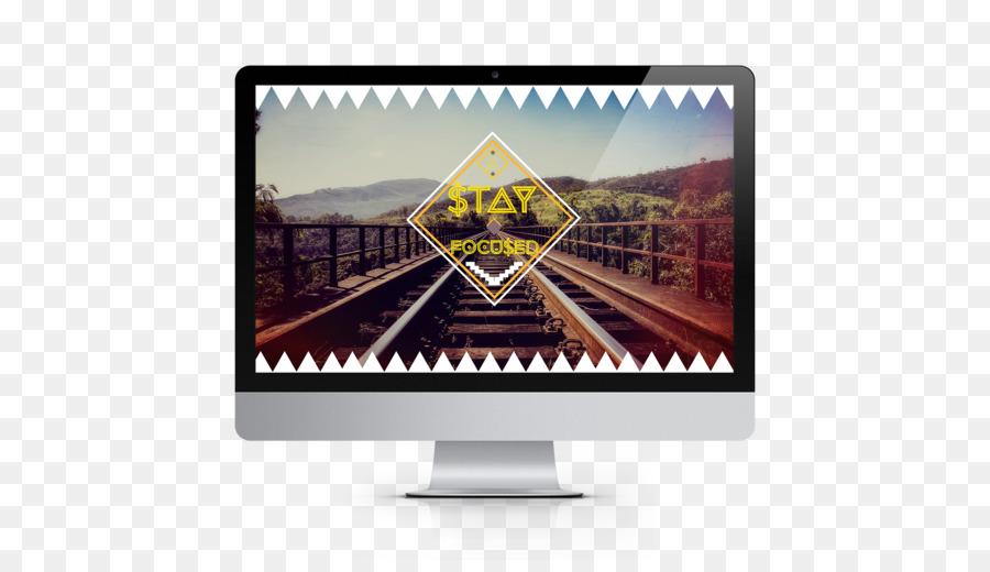 Descarga gratuita de Imac, Maqueta, El Diseño Web Responsivo imágenes PNG
