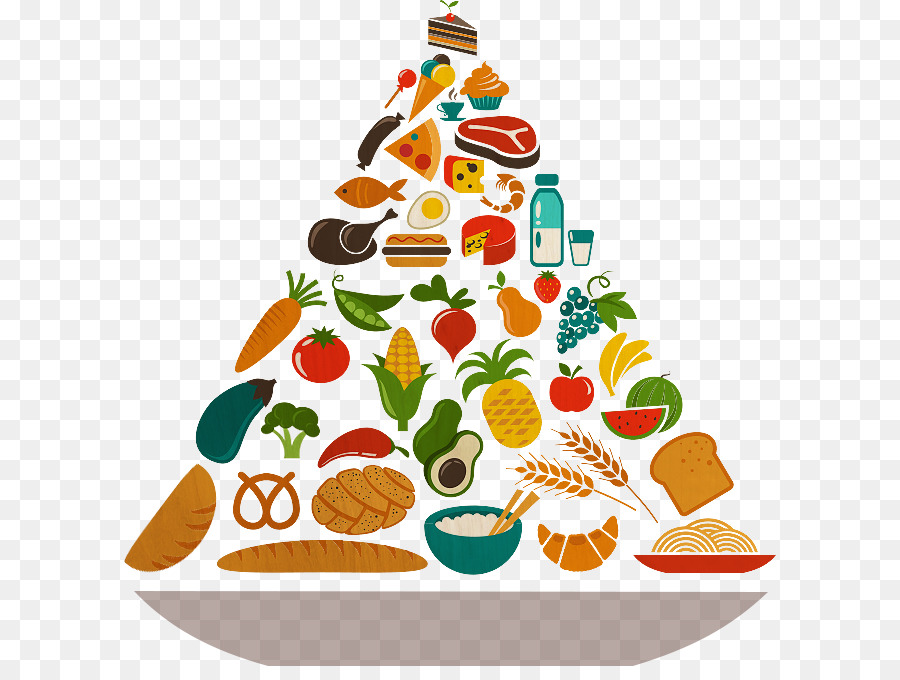 piramide de alimentos chatarra