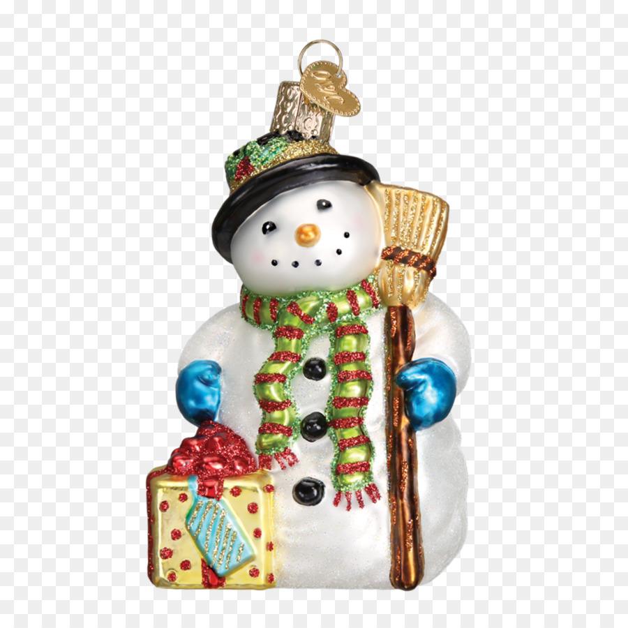 Descarga gratuita de Santa Claus, Adorno De Navidad, Muñeco De Nieve Imágen de Png