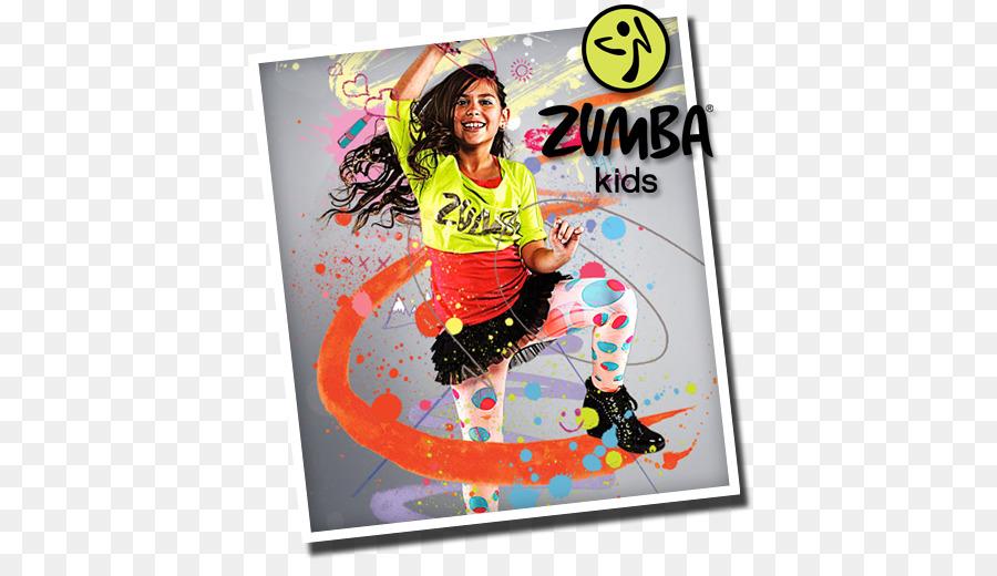 Descarga gratuita de Zumba Kids, Zumba, La Danza Imágen de Png