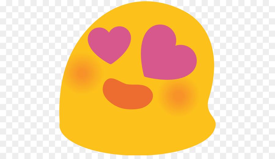 Descarga gratuita de Emoji, Android, Corazón imágenes PNG