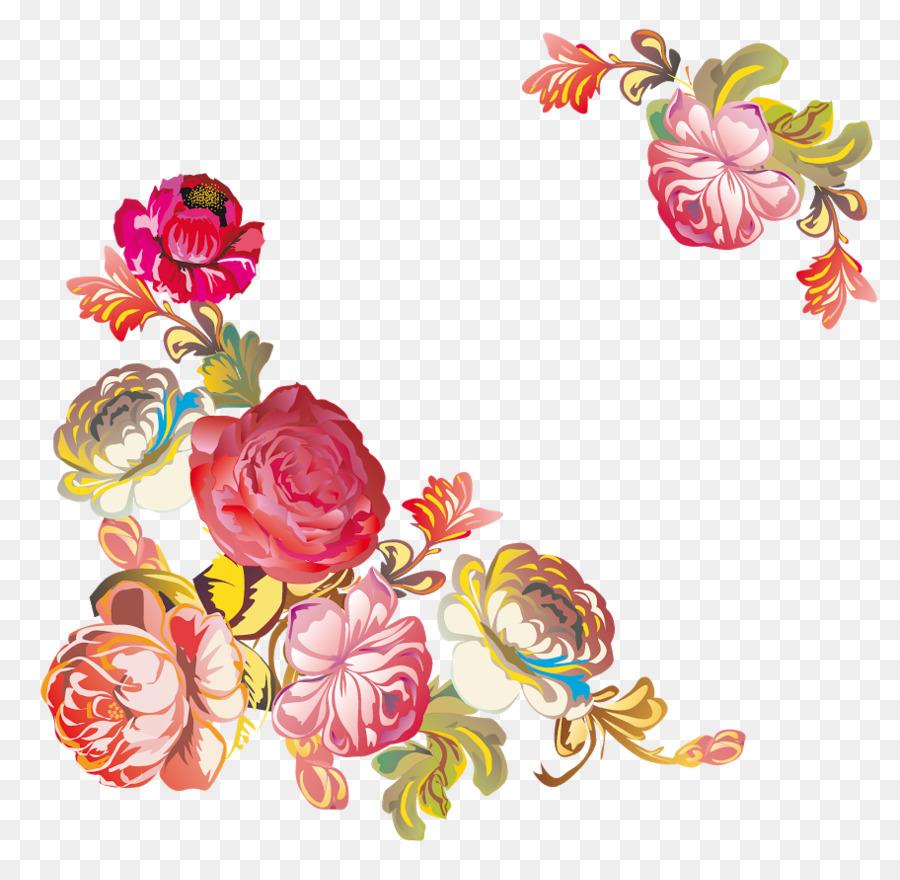 Flores Mexicanas Flor Acuarela De Cactus