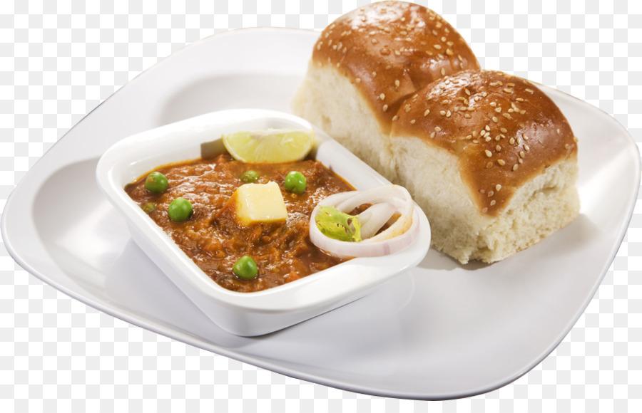Descarga gratuita de Pav Bhaji, La Cocina India, Chole Bhature Imágen de Png
