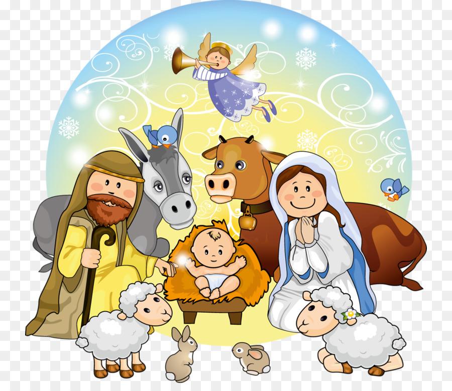 Descarga gratuita de Escena De La Natividad, Natividad De Jesús, Sagrada Familia Imágen de Png