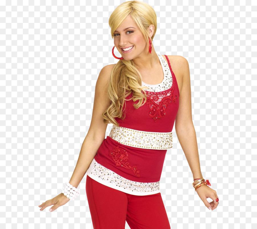 Descarga gratuita de Ashley Tisdale, Sharpay Evans, High School Musical Imágen de Png