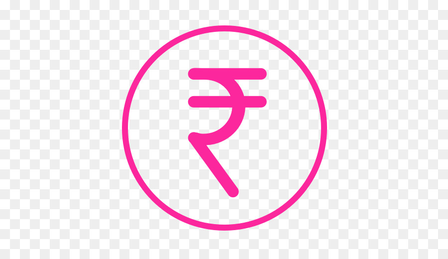 Descarga gratuita de Rupia India Signo, La Rupia India, Rupia Imágen de Png