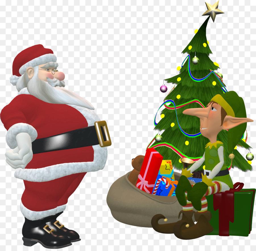 Descarga gratuita de Santa Claus, Elf On The Shelf, La Navidad Elf imágenes PNG