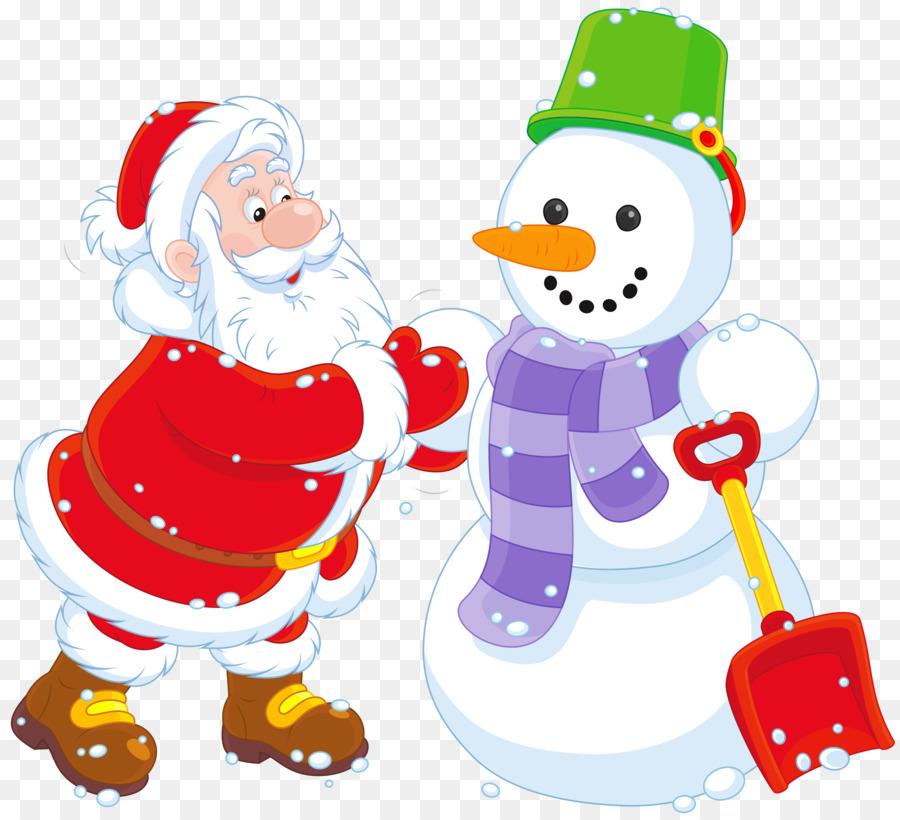 Descarga gratuita de Santa Claus, Rudolph, Muñeco De Nieve Imágen de Png