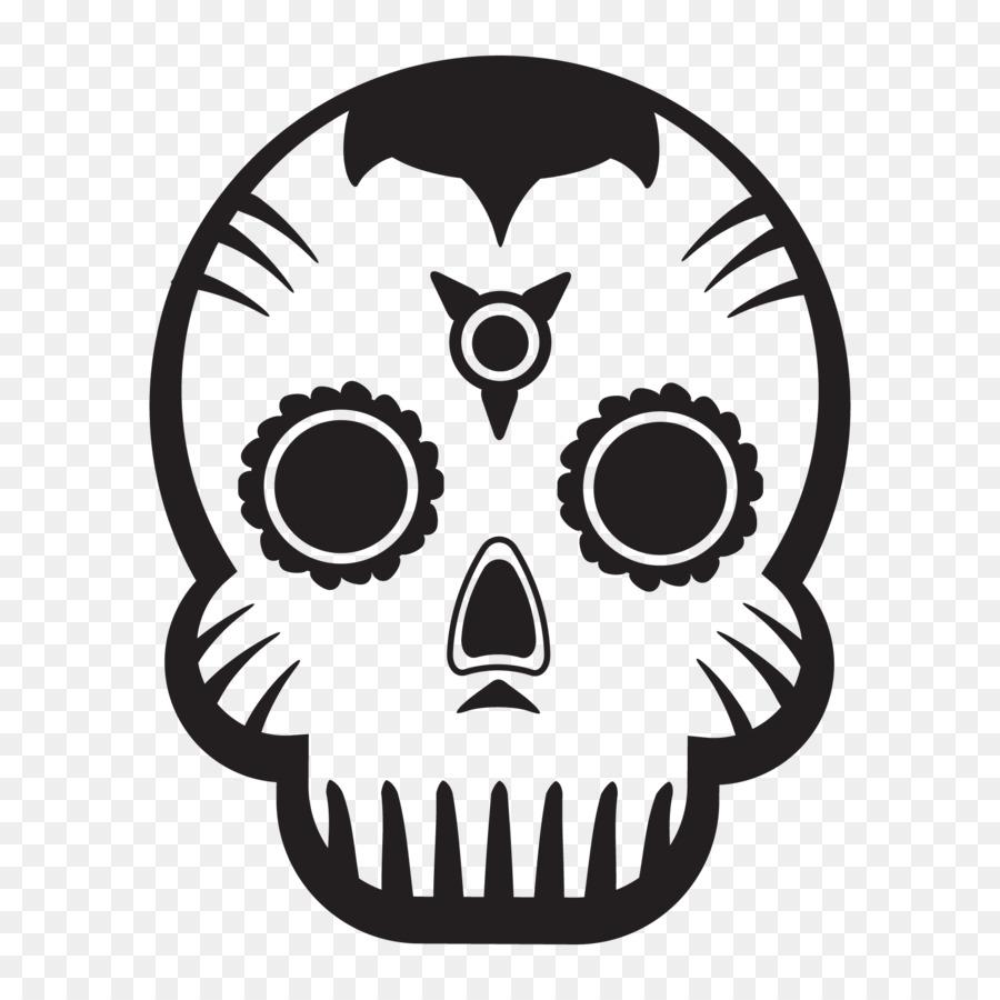 Calavera Día De Muertos Dibujo De Calavera Skulls