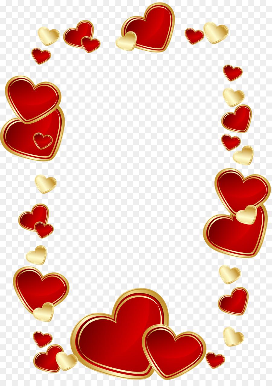 Descarga gratuita de Marcos De Imagen, Corazón, Fondo De Escritorio Imágen de Png