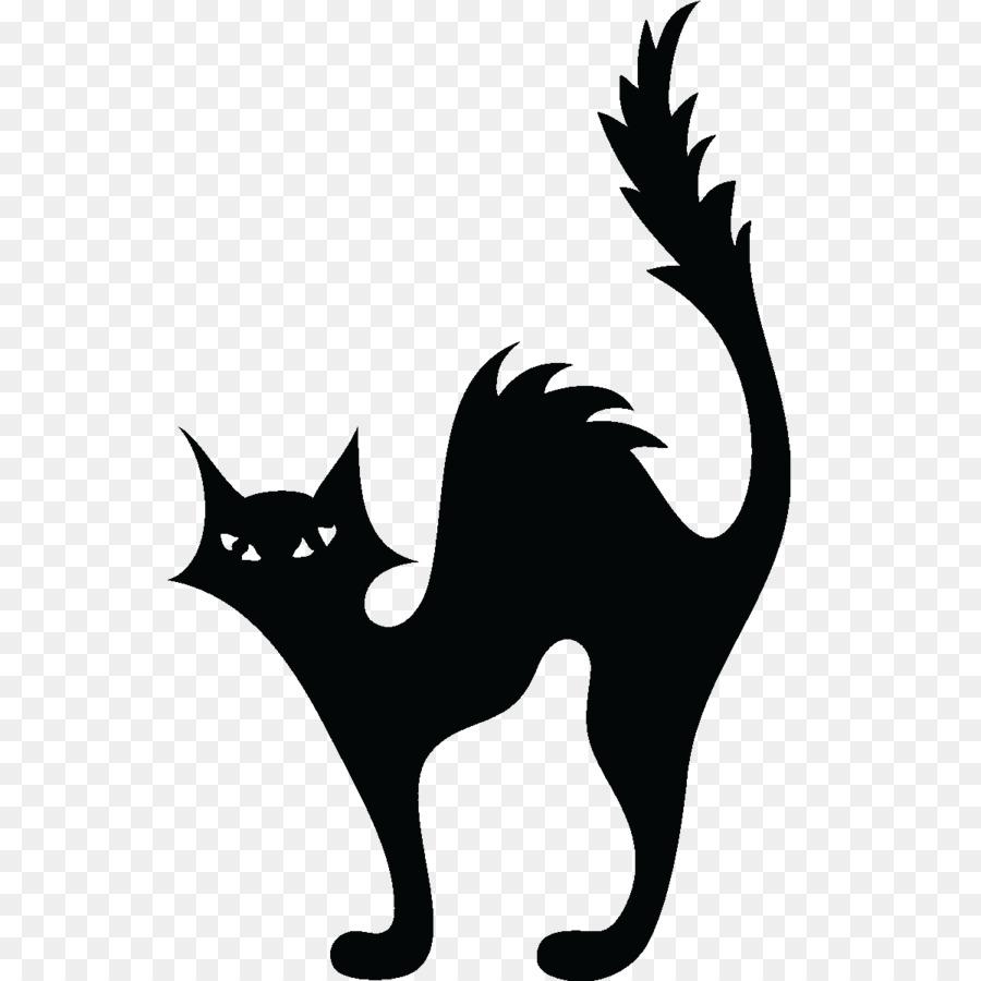 Descarga gratuita de Gato, Gatito, Silueta Imágen de Png