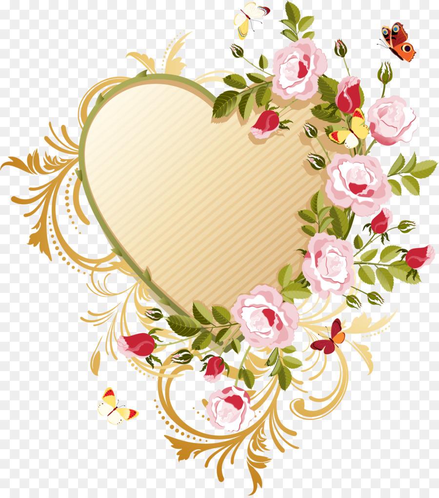 Descarga gratuita de Rosa, Corazón, Flor Imágen de Png
