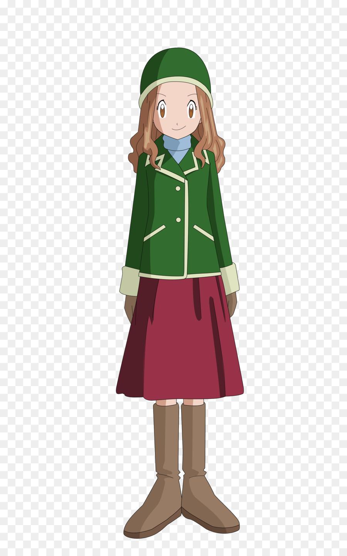 Descarga gratuita de Mimi Tachikawa, Sora Takenouchi, Digimon Adventure Imágen de Png