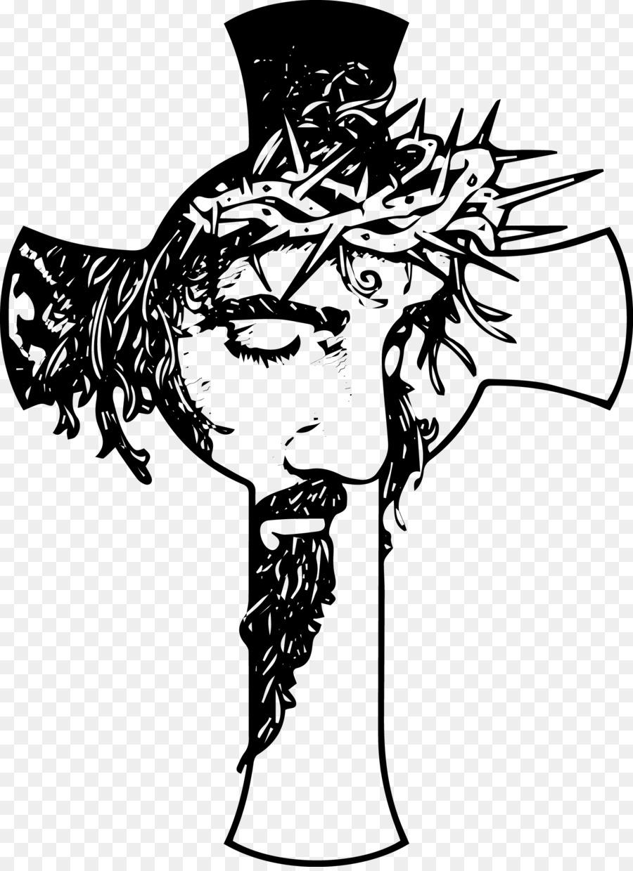 Cruz Cristiana Cristianismo Crucifijo Clip Art Jesucristo