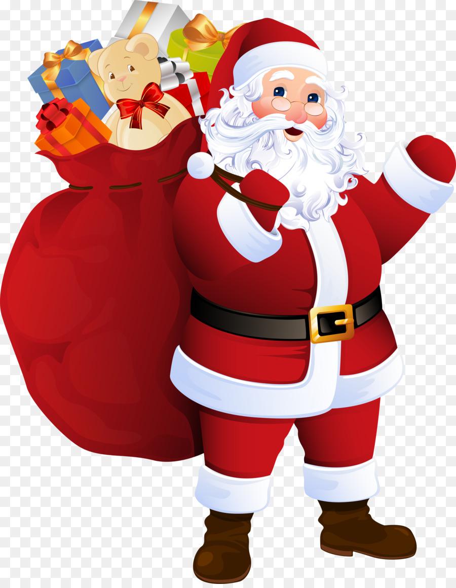 Descarga gratuita de Santa Claus, La Navidad, Fondo De Escritorio Imágen de Png