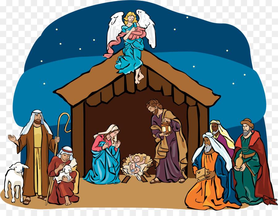 Descarga gratuita de Escena De La Natividad, Natividad De Jesús, Evangelio De Mateo Imágen de Png