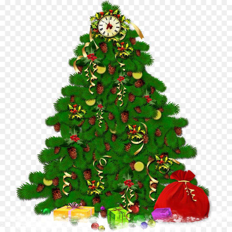 Descarga gratuita de árbol De Navidad, La Navidad, Adorno De Navidad imágenes PNG