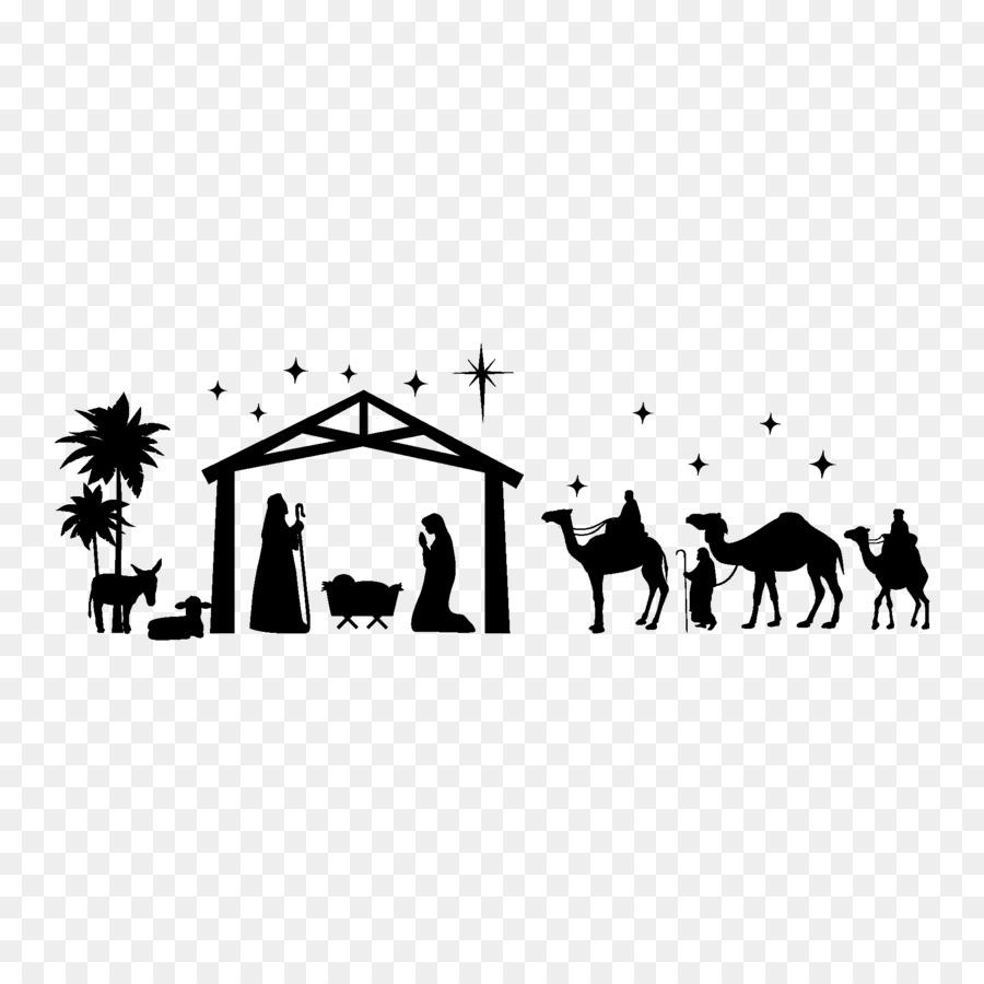 Descarga gratuita de Escena De La Natividad, Pesebre, La Navidad Imágen de Png