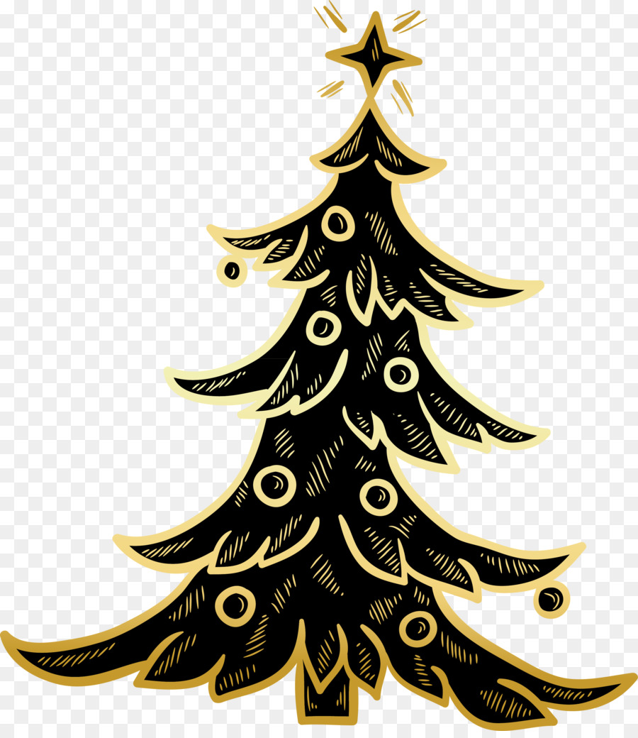 Descarga gratuita de Abeto, árbol De Navidad, Fir Imágen de Png
