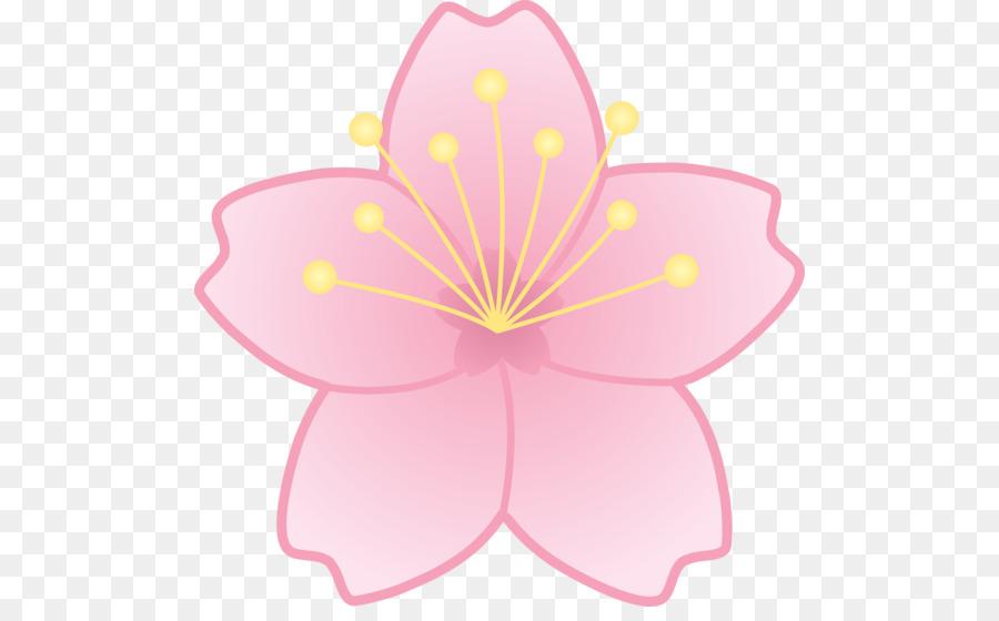 Descarga gratuita de Flor, De Los Cerezos En Flor, Dibujo Imágen de Png