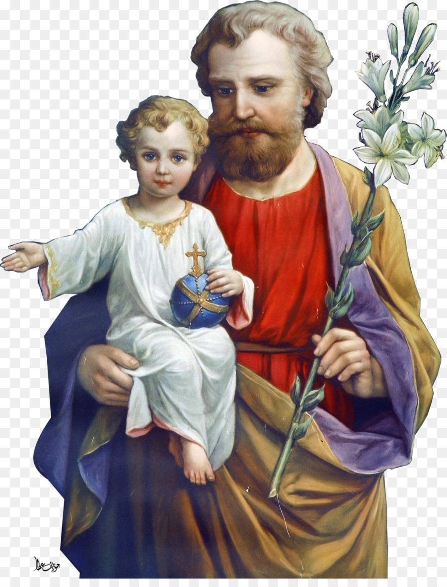 Descarga gratuita de San José, María, Niño Jesús Imágen de Png