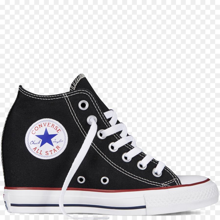 converse zapatillas de tacon alto
