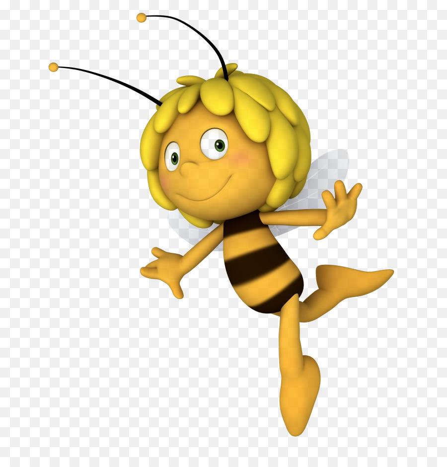 Картинки пчелка майя умывается
