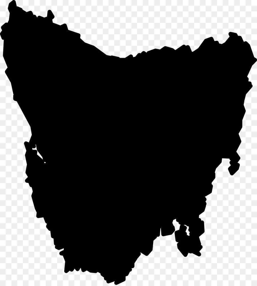 Descarga gratuita de Tasmania, Dibujo, Mapa Del Vector imágenes PNG