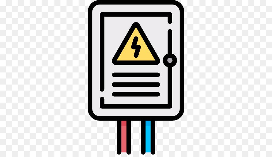 electricidad  la placa de distribuci u00f3n de  cables el u00e9ctricos de cable imagen png