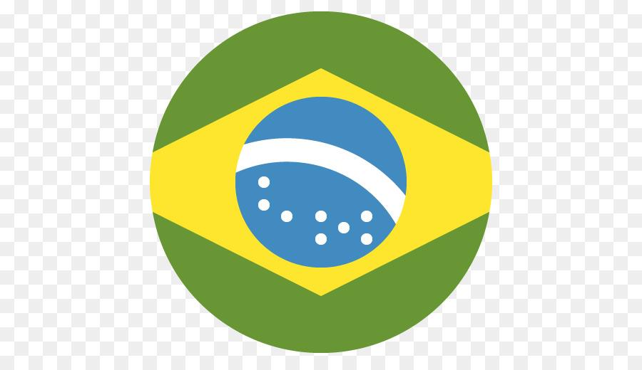 Brasil Emoji Bandera De Brasil Imagen Png Imagen