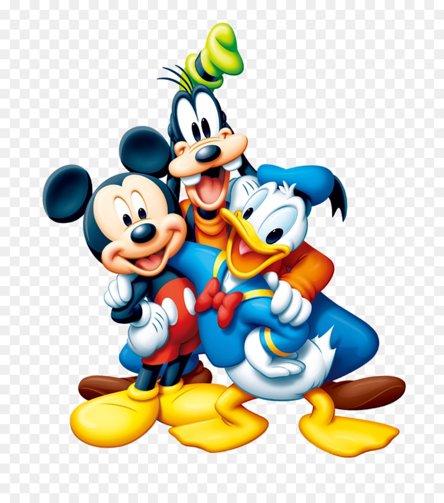 Mickey Mouse Minnie Mouse Pluto Donald Duck Clip Art Dibujos