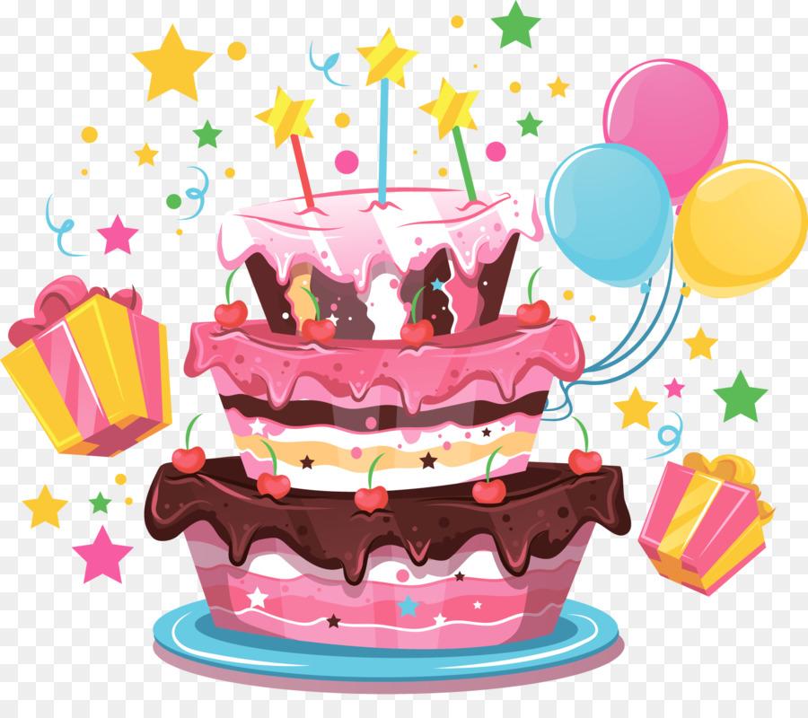 Descarga gratuita de Pastel De Cumpleaños, Cumpleaños, Feliz Cumpleaños A Ti imágenes PNG