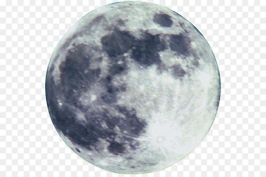 Descarga gratuita de La Tierra, Supermoon, Luna Azul imágenes PNG
