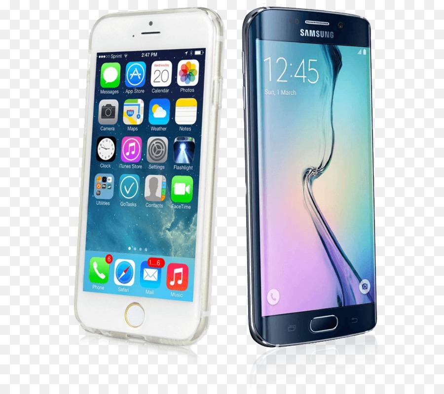 Descarga gratuita de Samsung Galaxy S6, El Iphone 6 Plus, Apple imágenes PNG