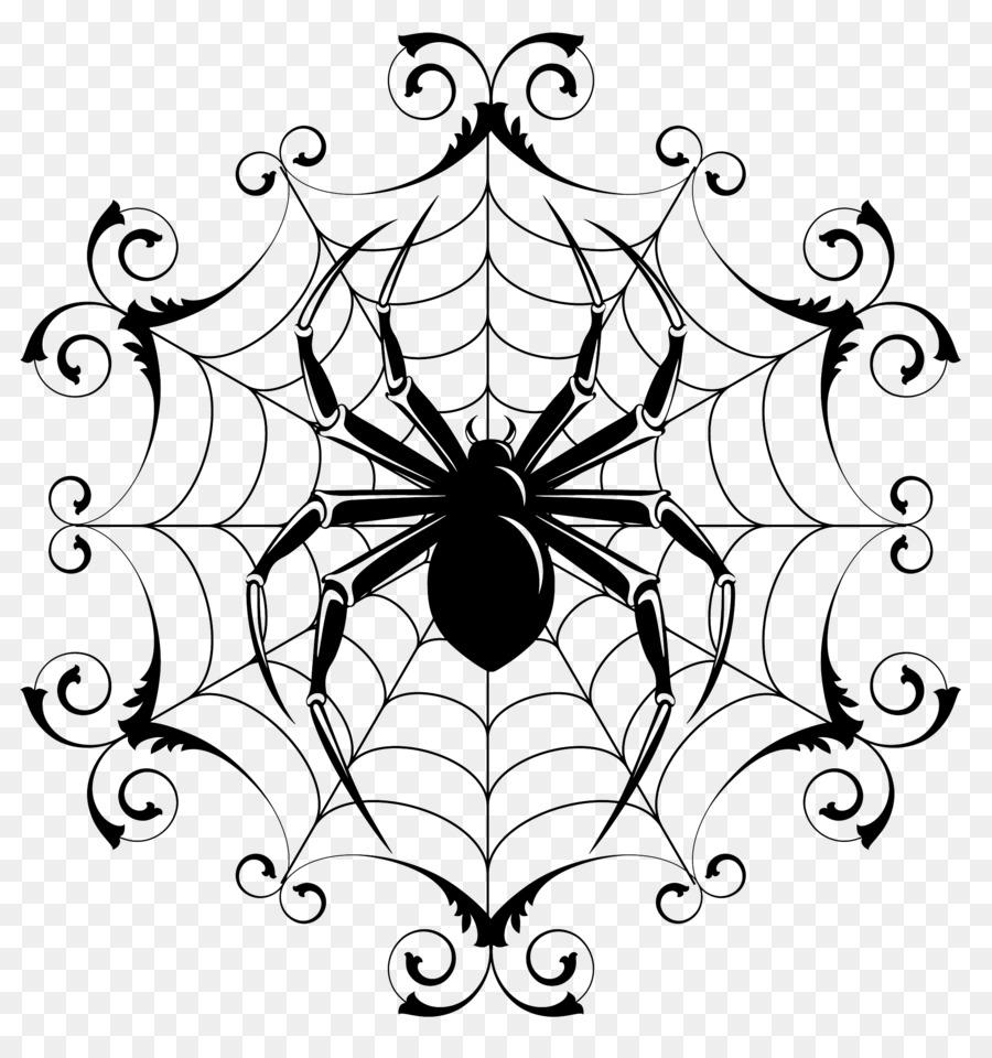 Descarga gratuita de Araña, Dibujo, Arte De Línea Imágen de Png
