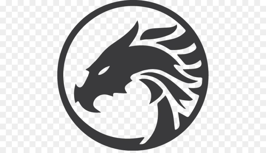 Descarga gratuita de Logotipo, Dragón, Diseño Gráfico Imágen de Png