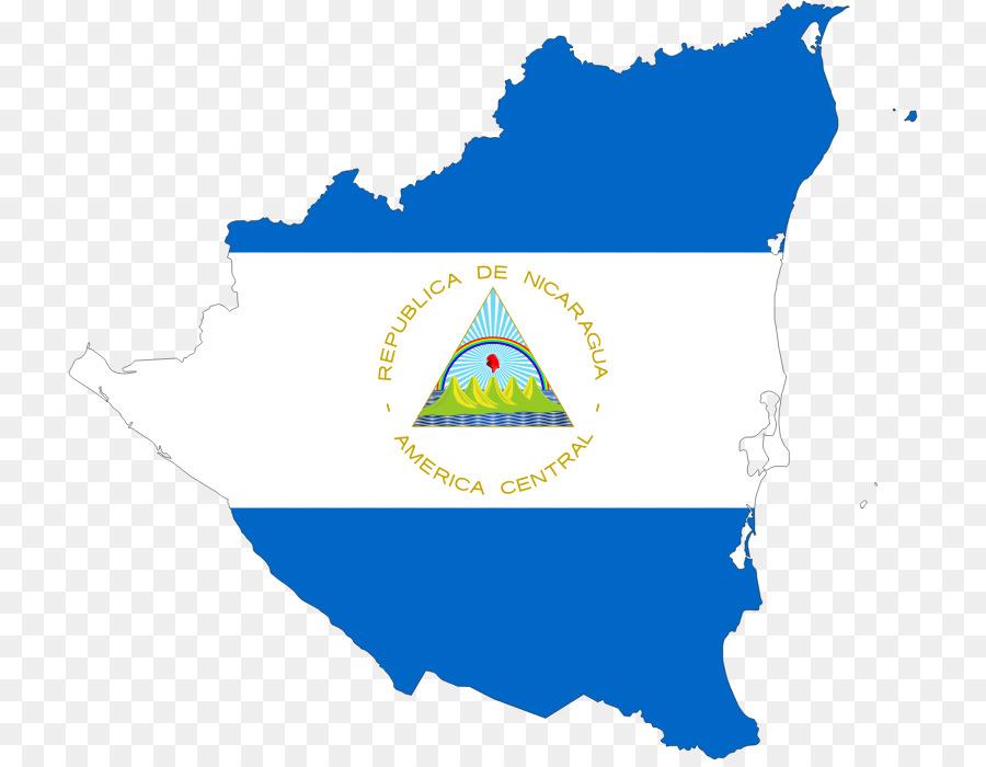 Descarga gratuita de Nicaragua, La Bandera De Nicaragua, Mapa imágenes PNG