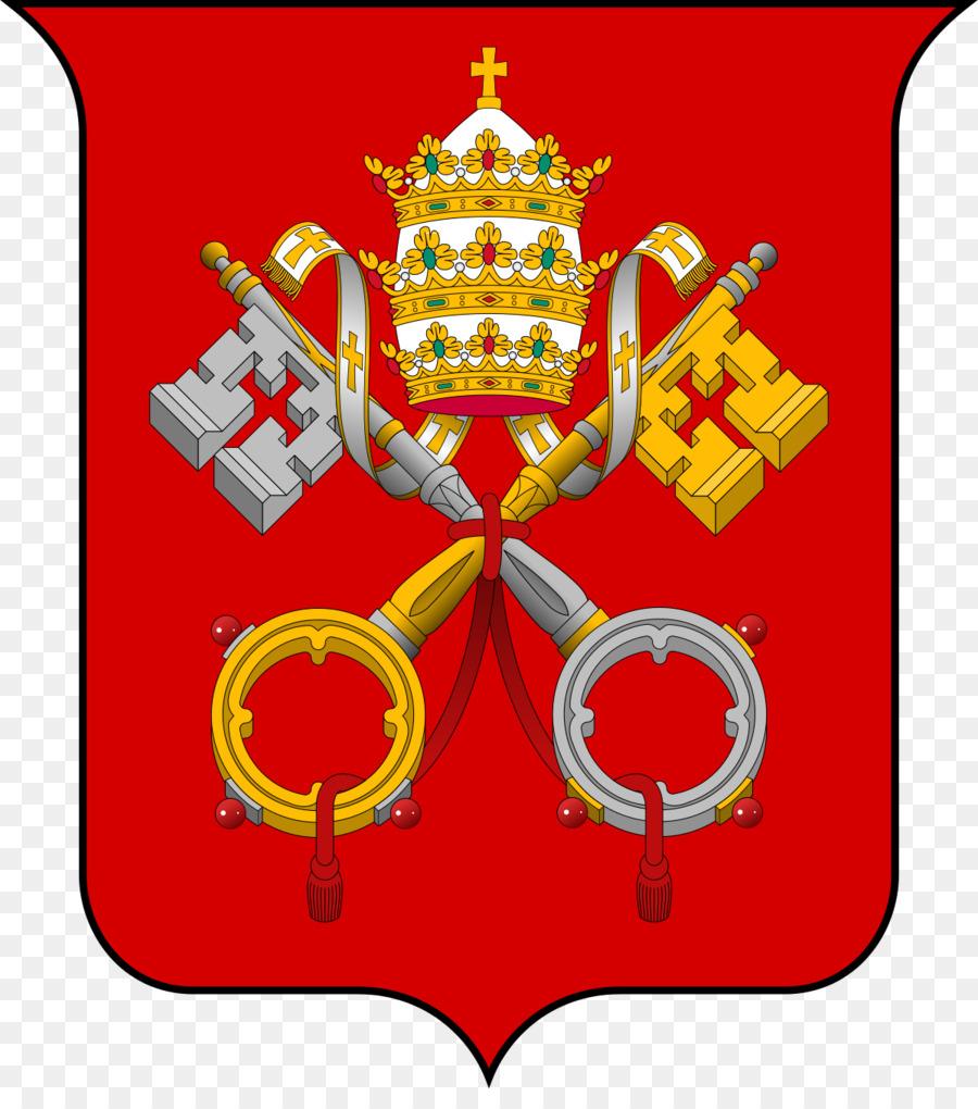 Descarga gratuita de Palacio Apostólico, Santa Sede, Escudos De Armas De La Santa Sede Y La Ciudad Del Vaticano Imágen de Png
