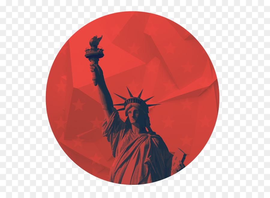 Descarga gratuita de Estatua De La Libertad, La Isla De Ellis, El Puerto De Nueva York imágenes PNG