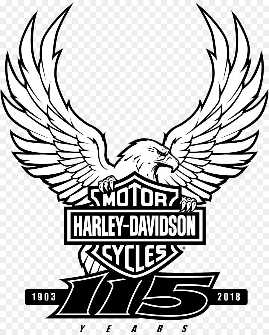 Descarga gratuita de Harley Davidson Museum, Harley Davidson 115 De La Celebración Del Aniversario, Harleydavidson Imágen de Png