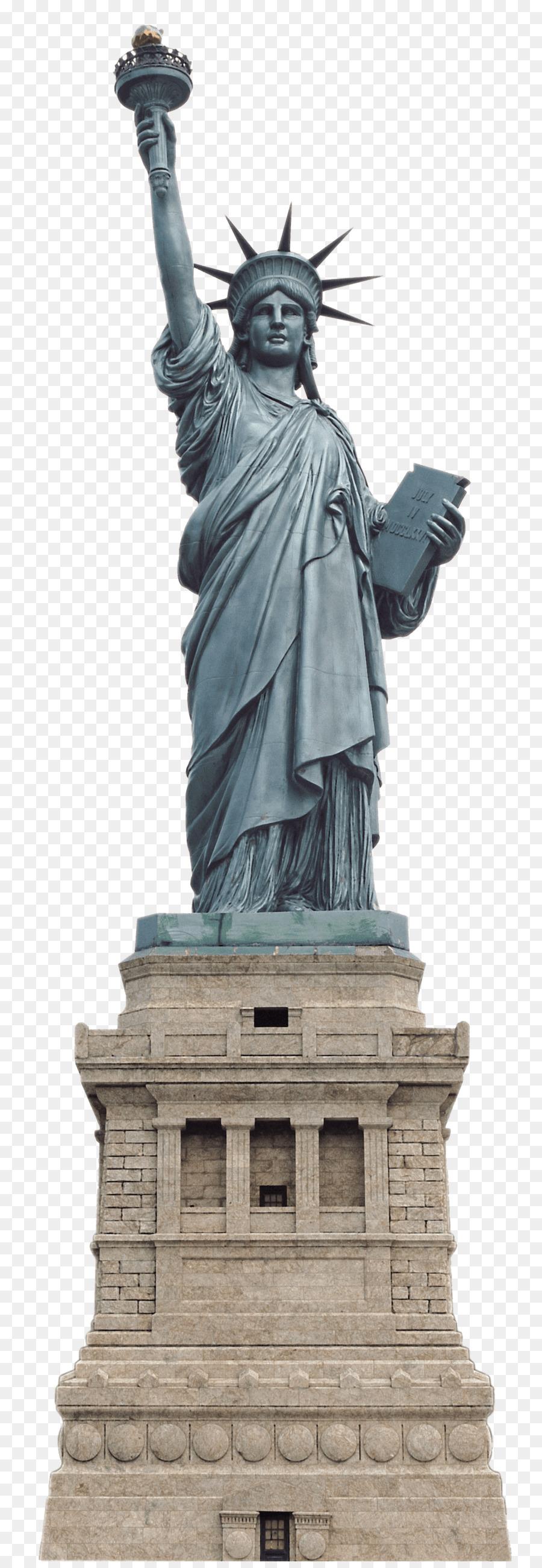 Descarga gratuita de Estatua De La Libertad, Estatua, Monumento imágenes PNG