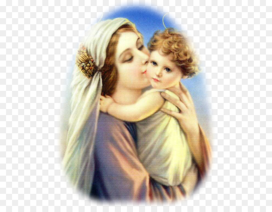 Descarga gratuita de María, Jesús, Dios Imágen de Png