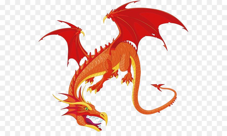 Descarga gratuita de Dragón, Dragón Chino, Welsh Dragon Imágen de Png