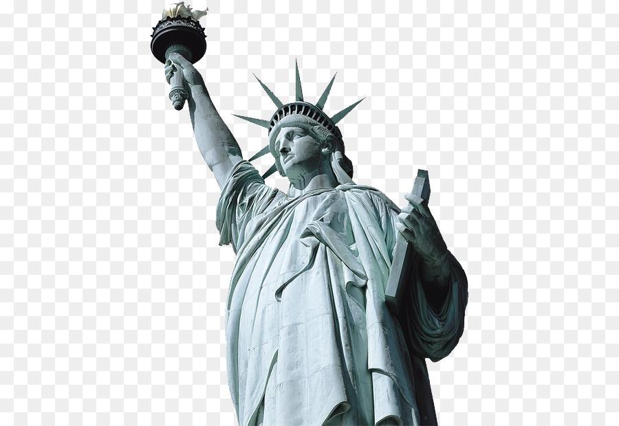 Descarga gratuita de Estatua De La Libertad, El Puerto De Nueva York, La Isla De Ellis imágenes PNG