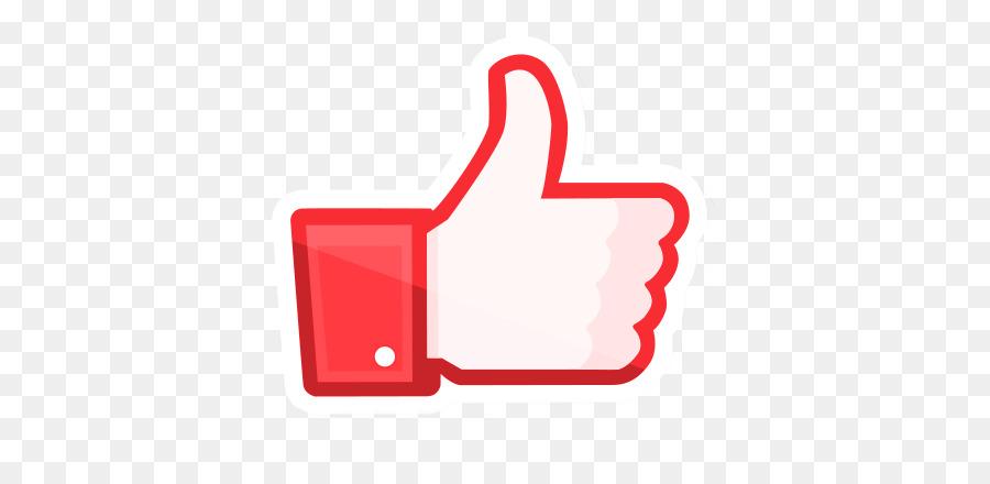 Descarga gratuita de Medios De Comunicación Social, El Pulgar De La Señal, Facebook Imágen de Png