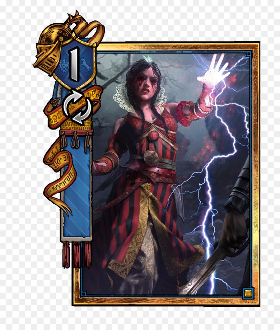Descarga gratuita de Gwent The Witcher Juego De Cartas, The Witcher, Geralt De Rivia Imágen de Png