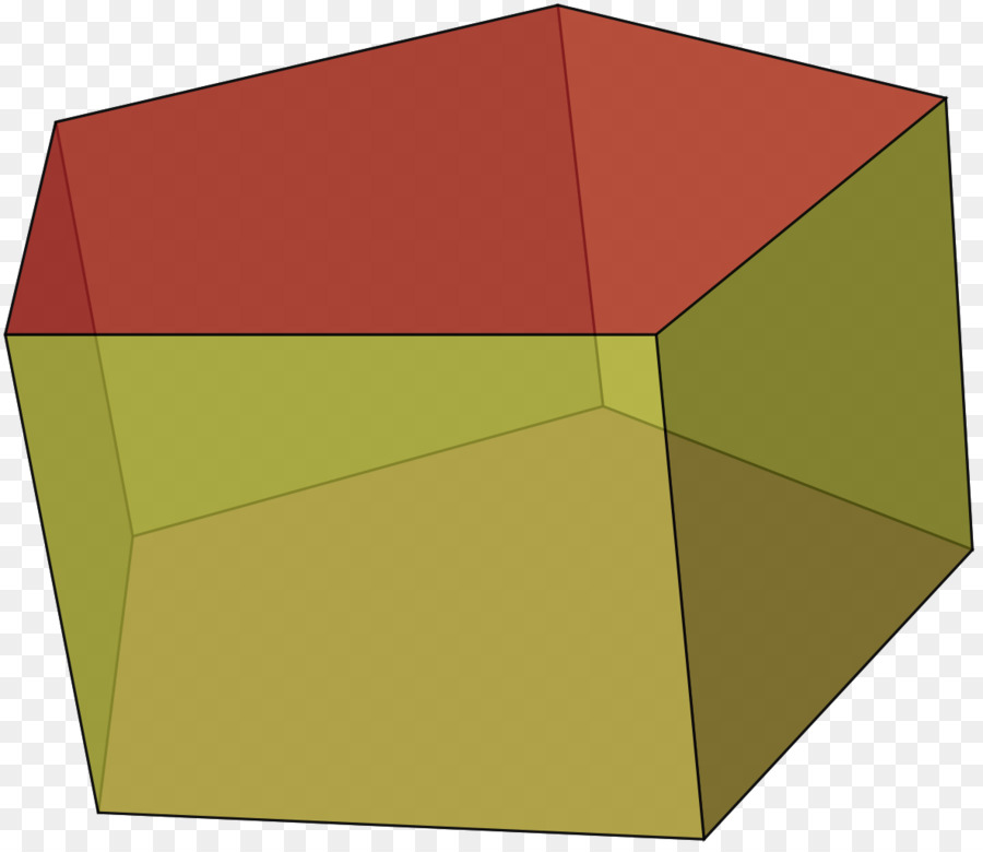 Descarga gratuita de Prisma, Pentagonal Prisma, La Geometría imágenes PNG