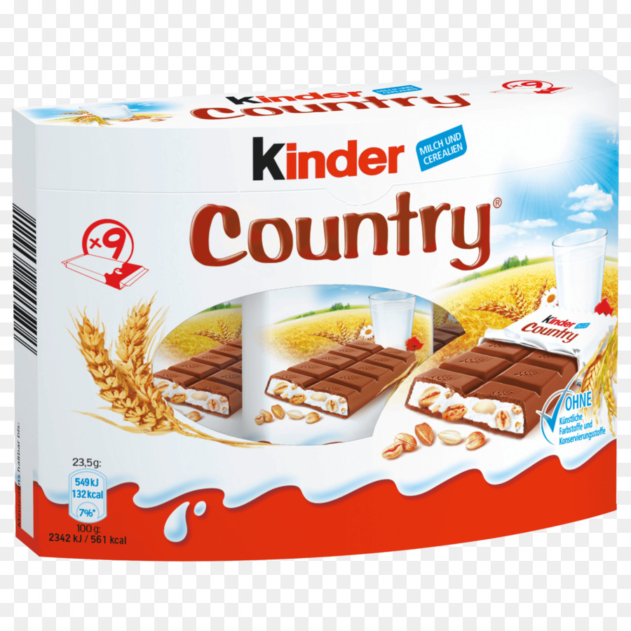Descarga gratuita de Kinder Chocolate, Barra De Chocolate, Kinder Bueno imágenes PNG