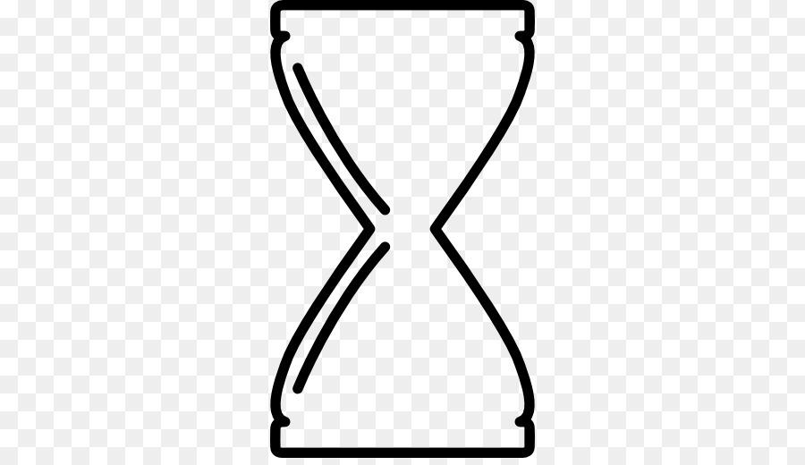 Reloj De Arena Vacio